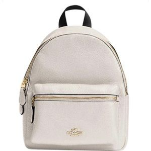 Coach Mini Charlie Back Pack